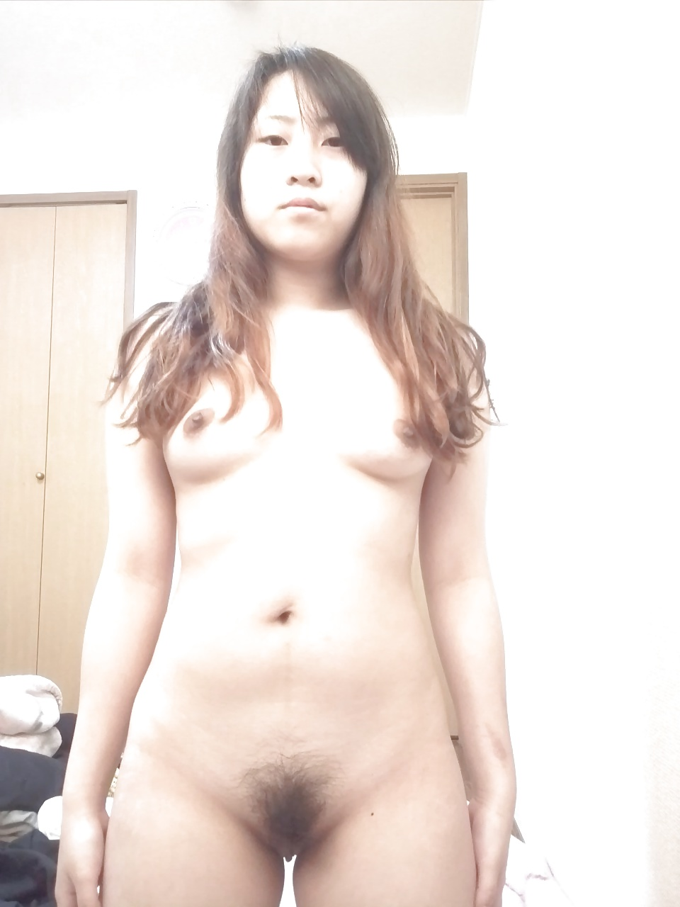 japanese girl computer naked