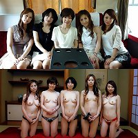 Dressed and undressed Japanese Girls and Women