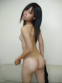 The Beauty of Amateur Hairy Asian Teen